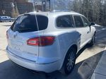 White[White Frost Tricoat] 2017 Buick Enclave Right Rear Corner Photo in Canmore AB