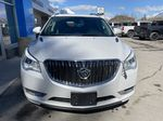 White[White Frost Tricoat] 2017 Buick Enclave Front Vehicle Photo in Canmore AB