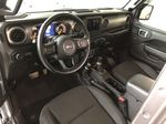Grey 2020 Jeep Wrangler Unlimited Sport S Left Driver Controlled Options Photo in Edmonton AB