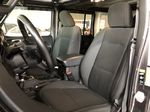 Grey 2020 Jeep Wrangler Unlimited Sport S Central Dash Options Photo in Edmonton AB