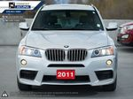 Silver - Mineral Silver Metallic 2011 BMW X3 Left Front Interior Photo in Kelowna BC