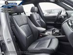 Silver - Mineral Silver Metallic 2011 BMW X3 Front Seats and Dash Photo in Kelowna BC