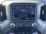 Green[Hunter Metallic] 2021 GMC Sierra 1500 Radio Controls Closeup Photo in Edmonton AB