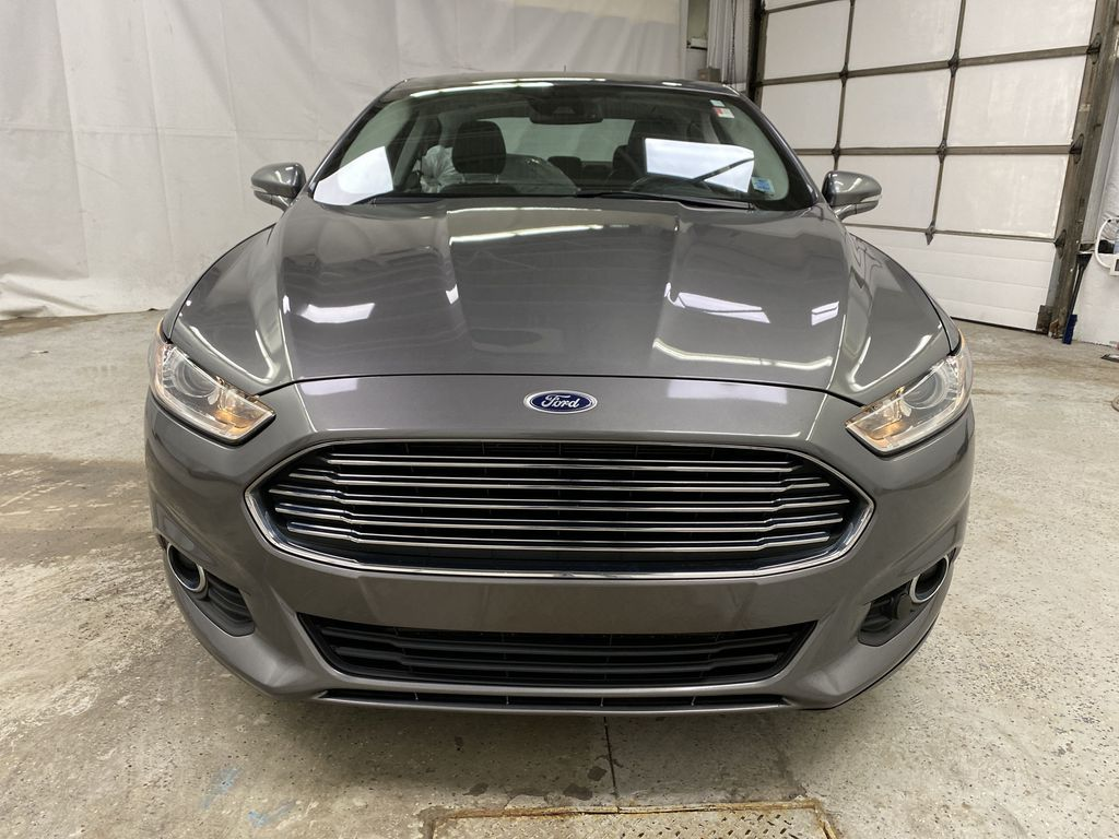 MAGNETIC 2014 Ford Fusion Front Vehicle Photo in Dartmouth NS