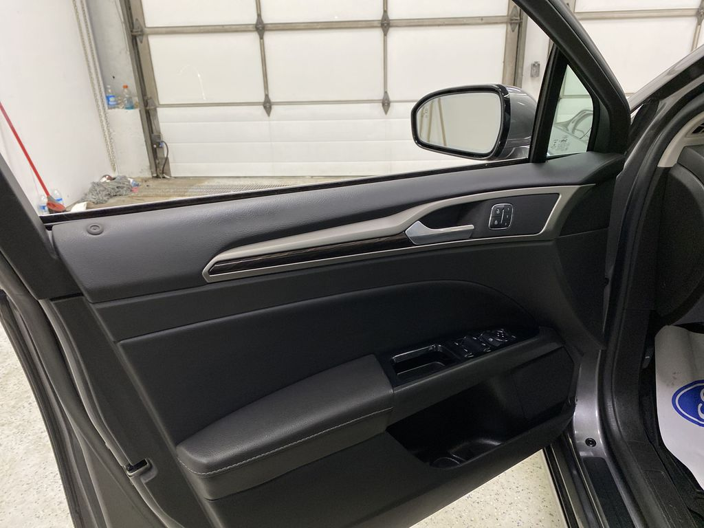 MAGNETIC 2014 Ford Fusion Left Front Interior Door Panel Photo in Dartmouth NS