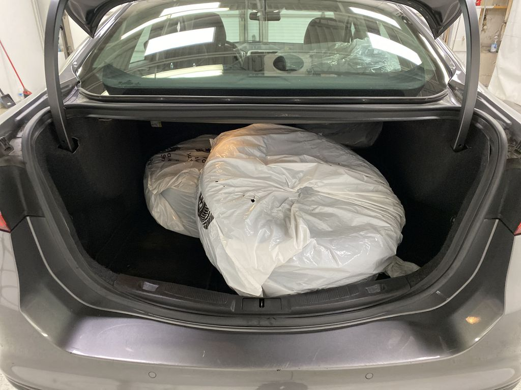 MAGNETIC 2014 Ford Fusion Trunk / Cargo Area Photo in Dartmouth NS