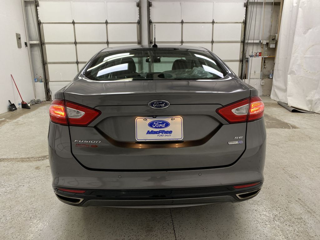 MAGNETIC 2014 Ford Fusion Rear of Vehicle Photo in Dartmouth NS