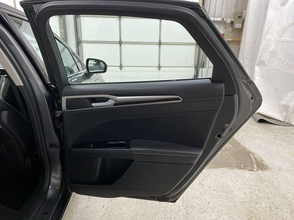 MAGNETIC 2014 Ford Fusion Right Rear Interior Door Panel Photo in Dartmouth NS
