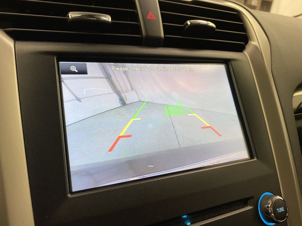 MAGNETIC 2014 Ford Fusion Backup Camera Closeup Photo in Dartmouth NS