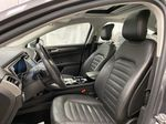 MAGNETIC 2014 Ford Fusion Left Front Interior Photo in Dartmouth NS