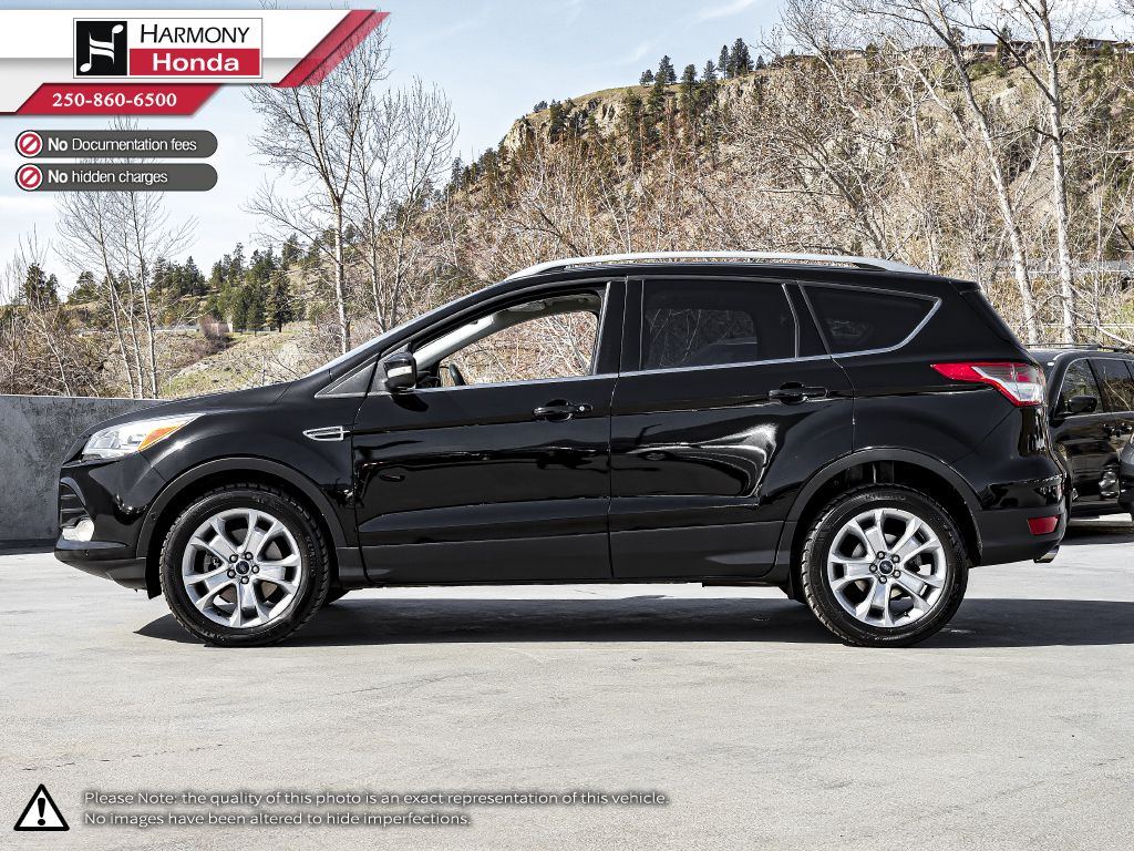 Black - Shadow Black Metallic 2016 Ford Escape Odometer Photo in Kelowna BC