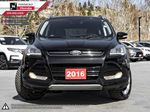 Black - Shadow Black Metallic 2016 Ford Escape Left Front Interior Photo in Kelowna BC