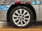 Silver[Brilliant Silver Metallic] 2014 Nissan Sentra S - Automatic, SUPER LOW KMs, CLEAN CarFax Left Front Rim and Tire Photo in Winnipeg MB