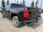 Black[Black] 2017 Chevrolet Silverado 1500 Left Rear Corner Photo in Edmonton AB