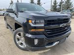Black[Black] 2017 Chevrolet Silverado 1500 Right Front Corner Photo in Edmonton AB