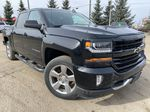 Black[Black] 2017 Chevrolet Silverado 1500 Primary Photo in Edmonton AB