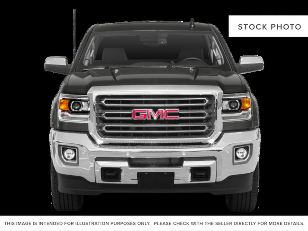 Red[Cardinal Red] 2016 GMC Sierra 2500HD Front Vehicle Photo in Fort Macleod AB
