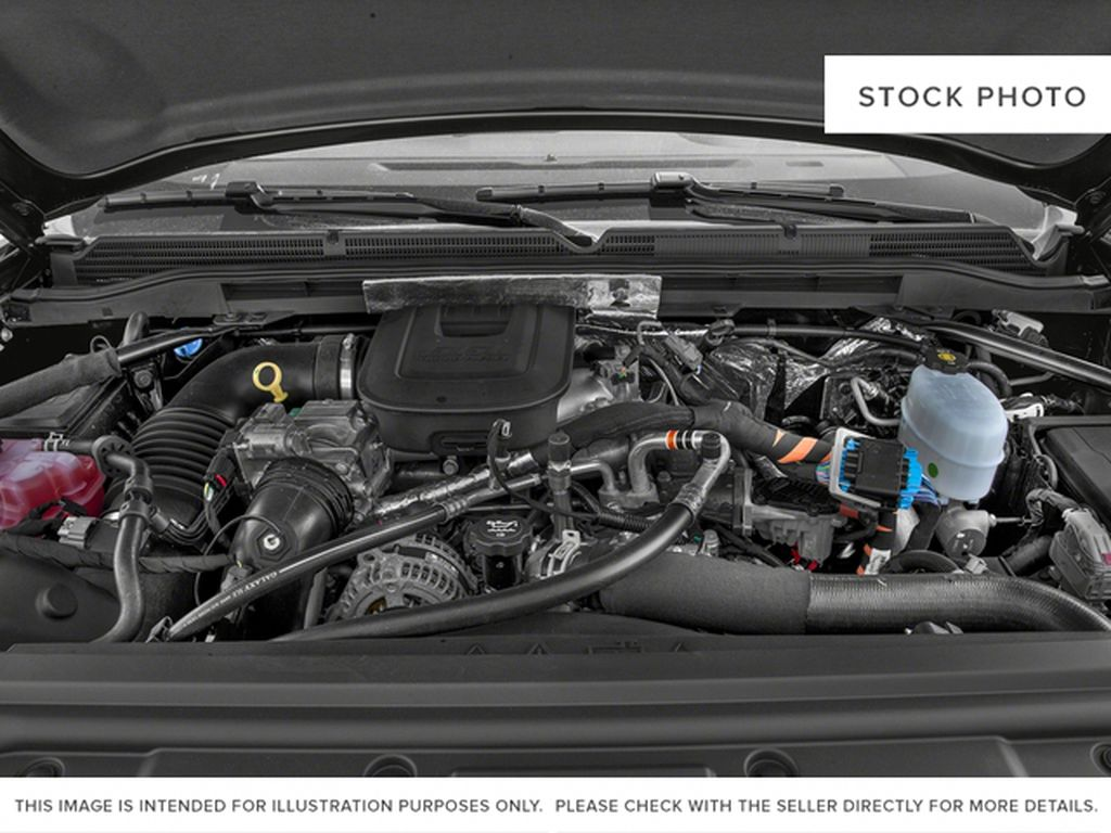 Red[Cardinal Red] 2016 GMC Sierra 2500HD Engine Compartment Photo in Fort Macleod AB