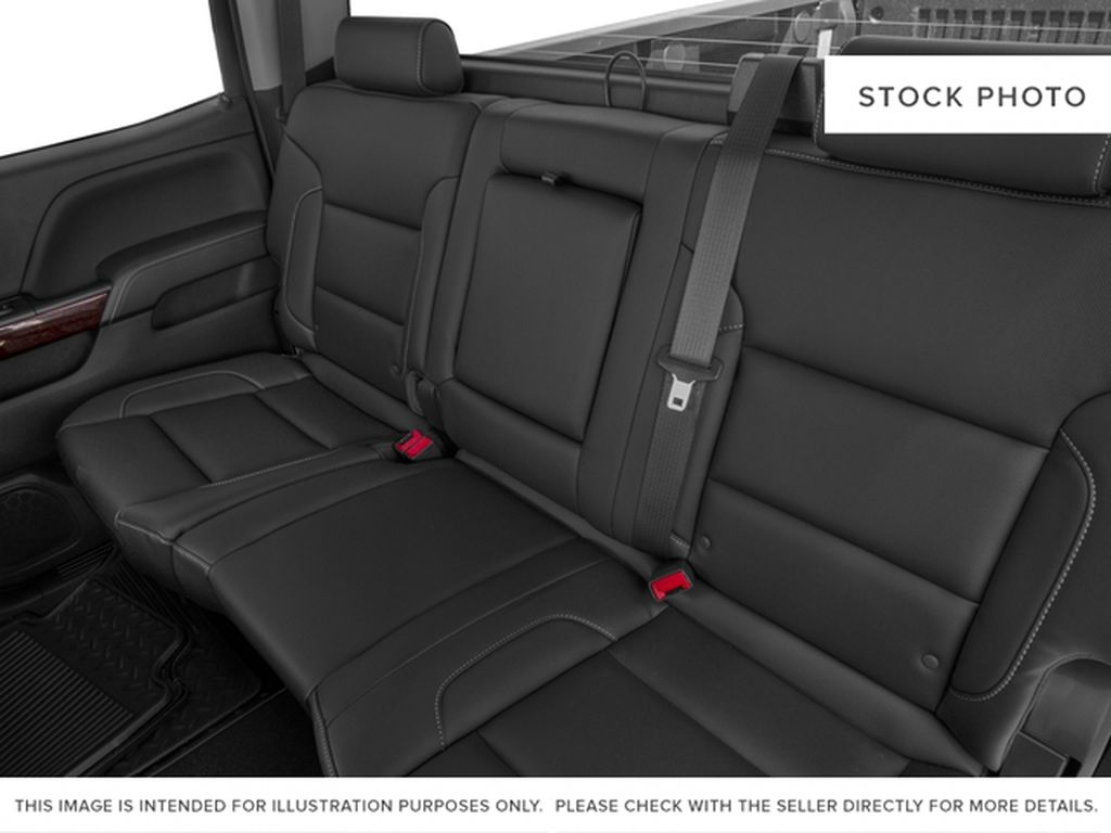 Red[Cardinal Red] 2016 GMC Sierra 2500HD Left Side Rear Seat  Photo in Fort Macleod AB