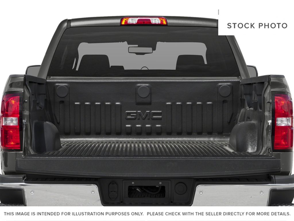 Red[Cardinal Red] 2016 GMC Sierra 2500HD Trunk / Cargo Area Photo in Fort Macleod AB