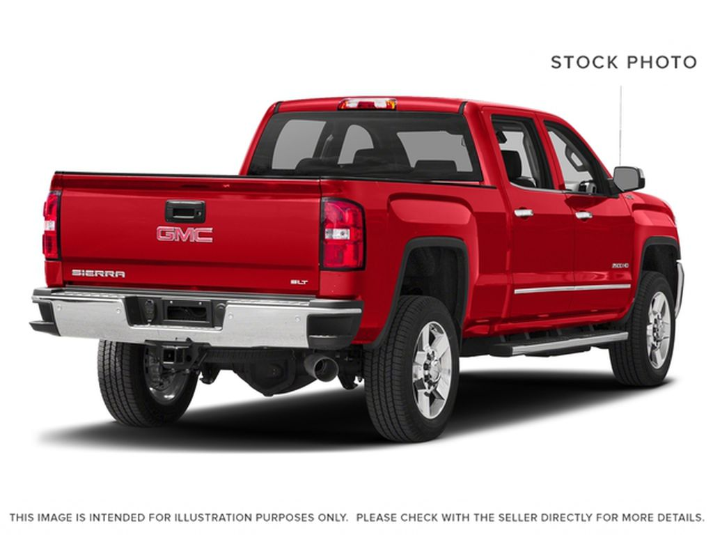 Red[Cardinal Red] 2016 GMC Sierra 2500HD Right Rear Corner Photo in Fort Macleod AB