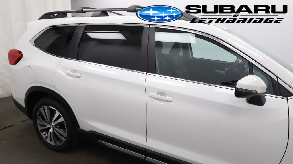 White 2020 Subaru Ascent Left Front Head Light / Bumper and Grill in Lethbridge AB