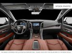White[Crystal White Tricoat] 2019 Cadillac Escalade Luxury Central Dash Options Photo in Calgary AB