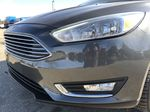 Gray[Magnetic Metallic] 2015 Ford Focus Left Front Head Light / Bumper and Grill in Edmonton AB