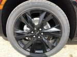 Red[Cherry Red Tintcoat] 2021 Chevrolet Blazer Left Front Rim and Tire Photo in Edmonton AB