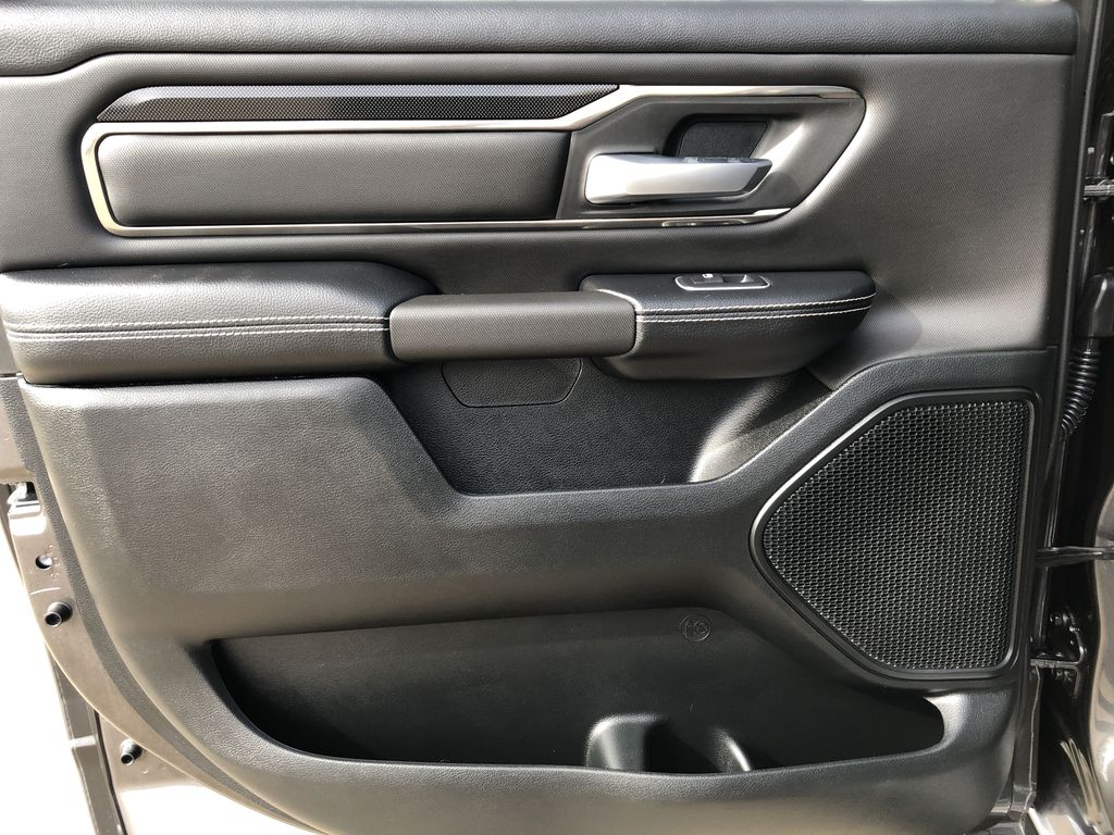 Gray[Granite Crystal Metallic] 2020 Ram 1500 Left Rear Interior Door Panel Photo in Edmonton AB