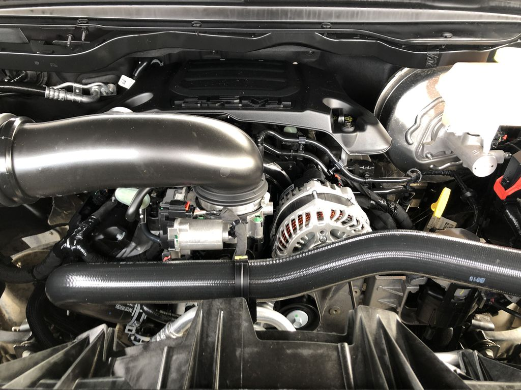 Gray[Granite Crystal Metallic] 2020 Ram 1500 Engine Compartment Photo in Edmonton AB