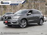 Grey 2017 Acura MDX Primary Photo in Kelowna BC