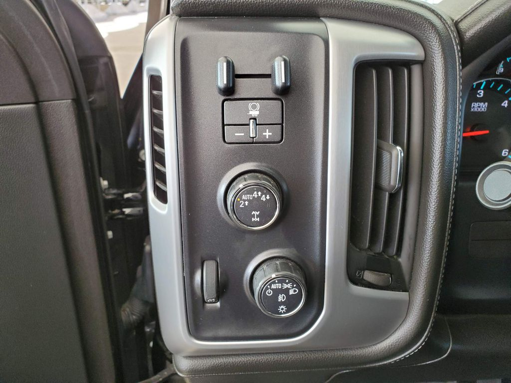 Black 2017 GMC Sierra 1500 Left Front Head Light / Bumper and Grill in Airdrie AB