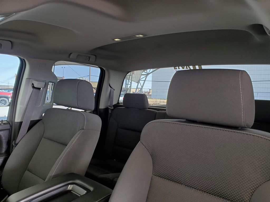 Black 2017 GMC Sierra 1500 Driver's Side Door Controls Photo in Airdrie AB