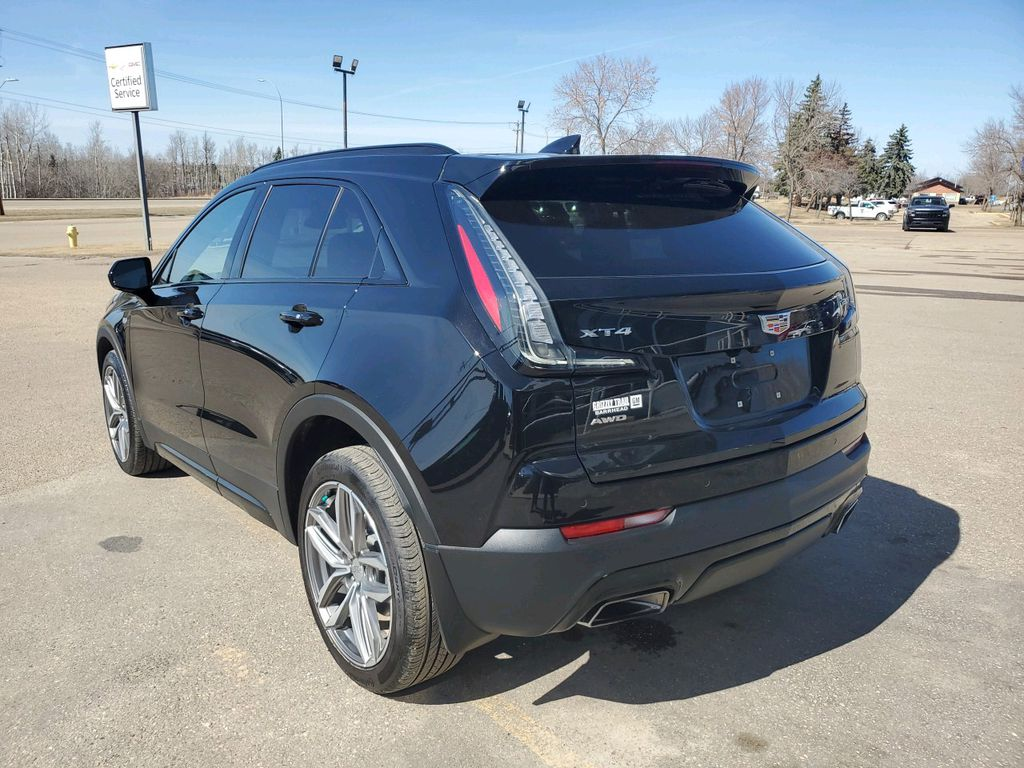 Black 2019 Cadillac XT4 Driver's Side Door Controls Photo in Barrhead AB