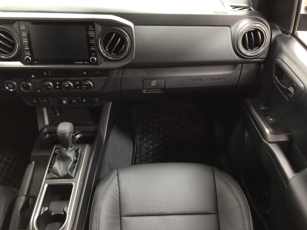 Green[Army Green] 2021 Toyota Tacoma TRD Sport Premium Right Front Seat Photo in Sherwood Park AB