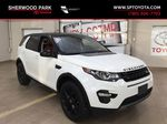 White[Fuji White] 2017 Land Rover Discovery Sport HSE Luxury Primary Photo in Sherwood Park AB