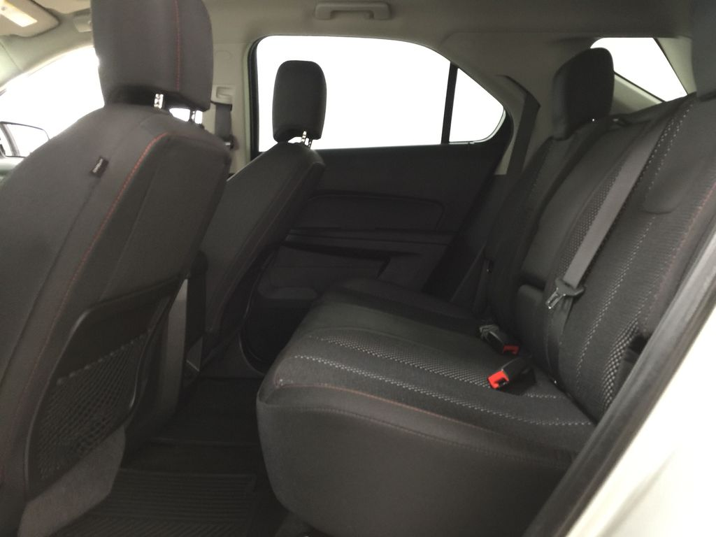 Silver[Silver Ice Metallic] 2016 Chevrolet Equinox LT AWD Left Side Rear Seat  Photo in Sherwood Park AB