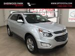Silver[Silver Ice Metallic] 2016 Chevrolet Equinox LT AWD Primary Photo in Sherwood Park AB