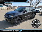 Black 2021 Jeep Grand Cherokee Primary Photo in Fort Macleod AB