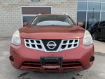 Red[Ignition Red Pearl] 2011 Nissan Rogue Left Side Photo in Brampton ON
