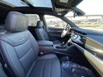 Gray[Satin Steel Metallic] 2021 Cadillac XT6 Sport Right Side Front Seat  Photo in Calgary AB