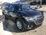 Gray[Graphite Metallic] 2021 Chevrolet Traverse LT Primary Photo in Canmore AB