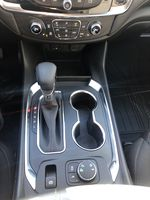 Gray[Graphite Metallic] 2021 Chevrolet Traverse LT Center Console Photo in Canmore AB