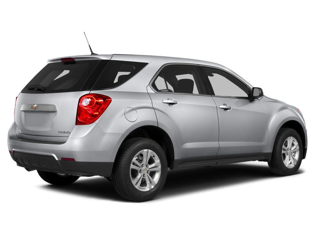 Silver 2013 Chevrolet Equinox Left Front Rim and Tire Photo in Westlock AB