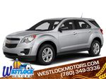 Silver 2013 Chevrolet Equinox Primary Listing Photo in Westlock AB