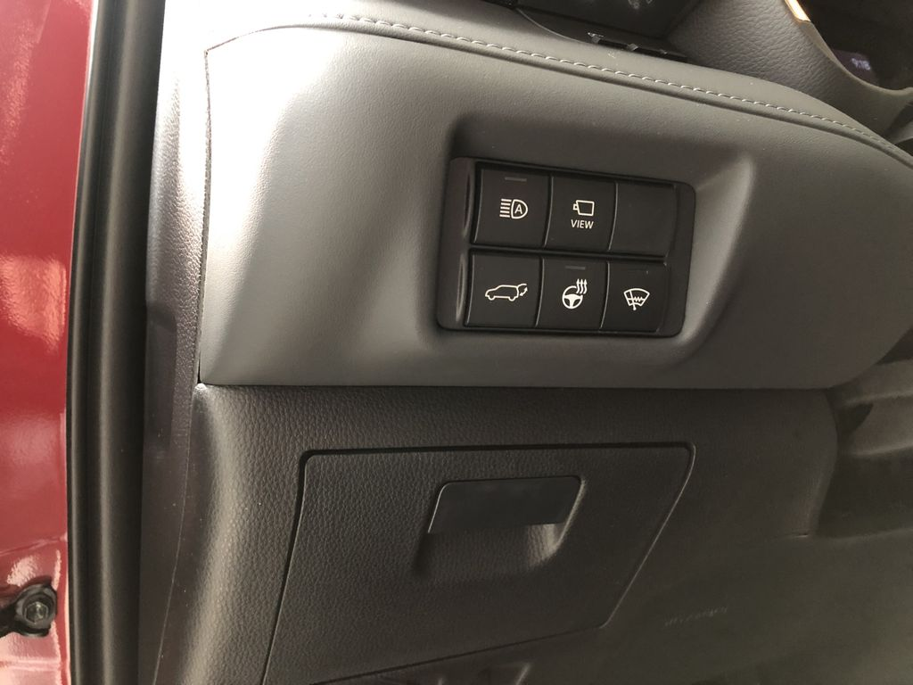 Ruby Flare Pearl 2021 Toyota Highlander Platinum Right Side Front Seat  Photo in Edmonton AB