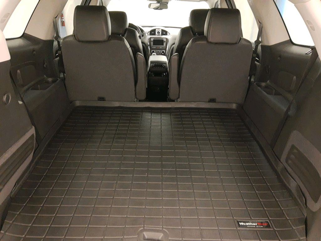 Red 2017 Buick Enclave Sunroof Photo in Lethbridge AB