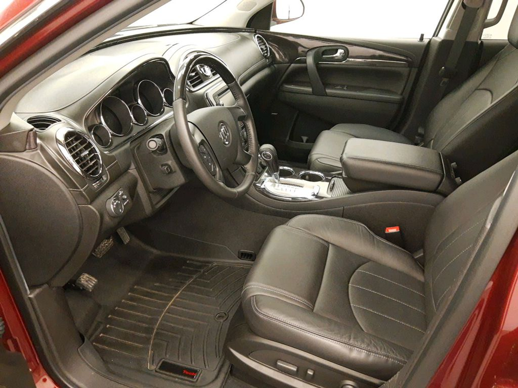 Red 2017 Buick Enclave Left Side Rear Seat  Photo in Lethbridge AB