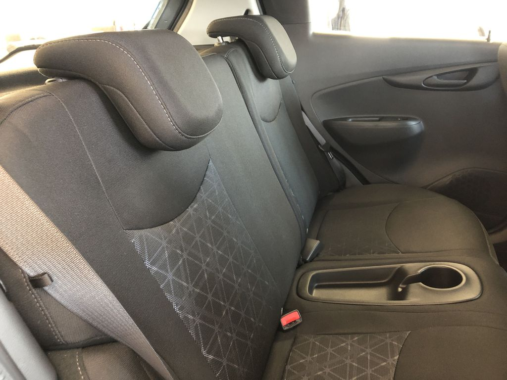 Gray[Nightfall Grey] 2020 Chevrolet Spark Right Side Rear Seat  Photo in Edmonton AB
